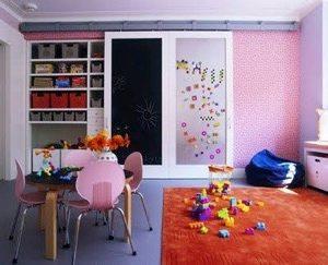 drzwi przesuwne z magnesami to pokoju dziecinnego