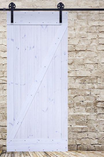 barn doors, drzwi przesuwne, białe drzwi przesuwne