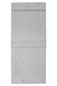 drzwi rustykalne białe, lite drewno, drzwi przesuwne