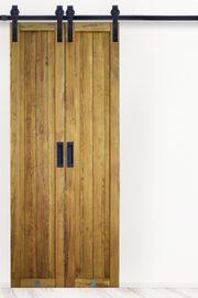 Wąskie drzwi przesuwne