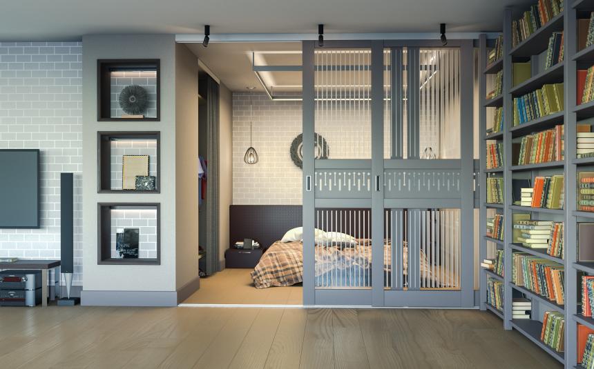 Drzwi do wnętrz w industrialnym stylu - jakie wybrać?