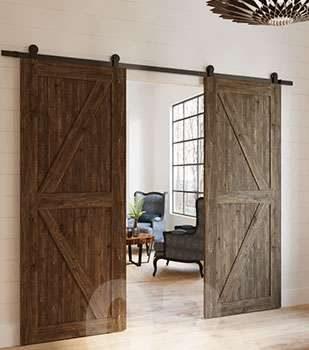 Wybierz drzwi