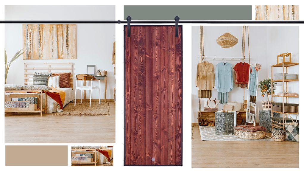 Kolor drzwi w mieszkaniu