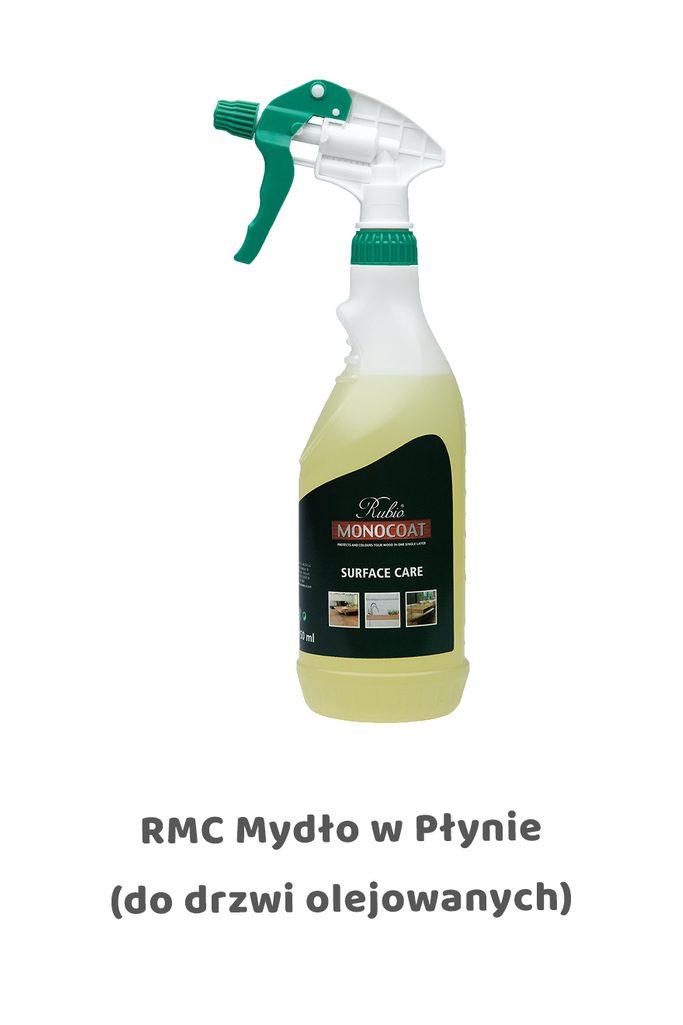 RMC Mydło w Płynie (do drzwi olejowanych)