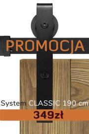 System CLASSIC 190cm promocja