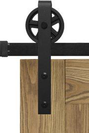 System drzwi przesuwnych, model ROLLER