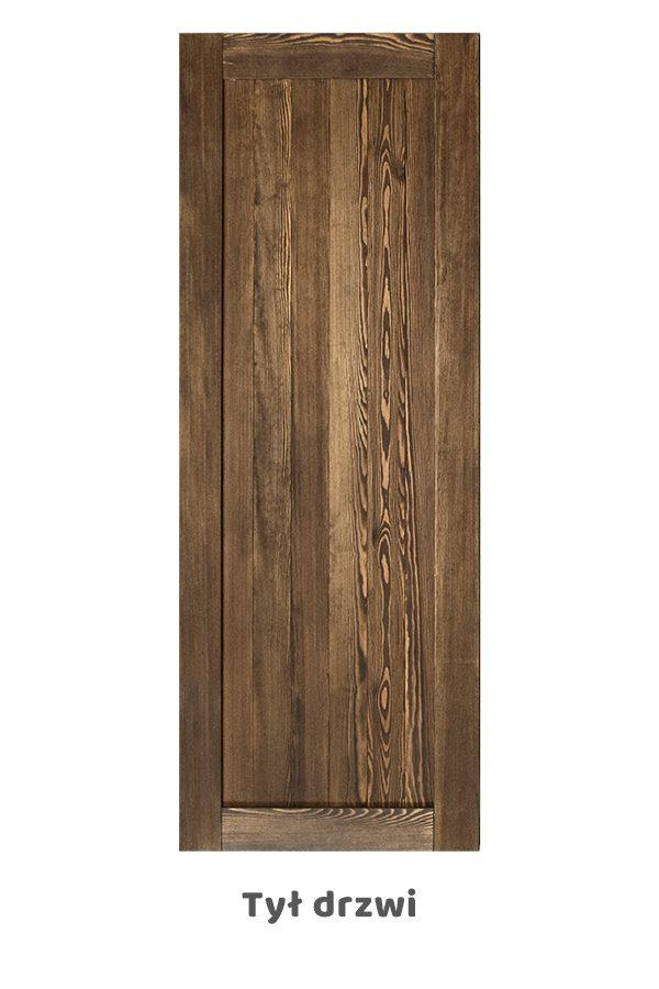 Drzwi przesuwne z lustrem MIRRA