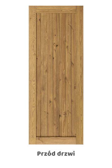 Drzwi przesuwne na wymiar RAMA