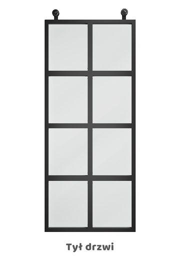 Drzwi przesuwne loftowe VERRIERE
