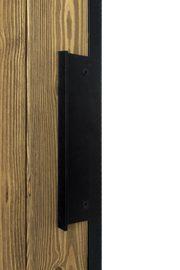Klamka ELKA do drzwi z metalową ramą