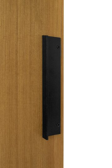 Klamka ELKA do drzwi drewnianych