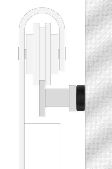 Tuleja dystansująca 10mm