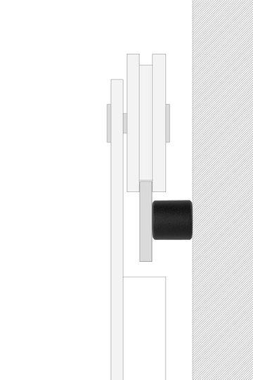 Tuleja dystansująca 20mm