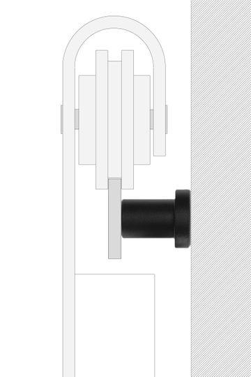 Tuleja dystansująca 35mm