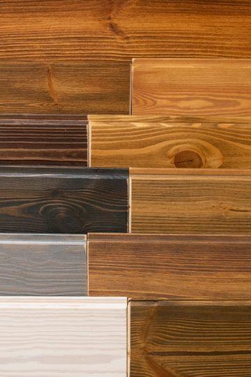 Próbki kolorów drzwi przesuwnych - oleje