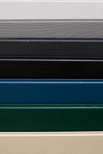 Próbki kolorów drzwi przesuwnych - farby