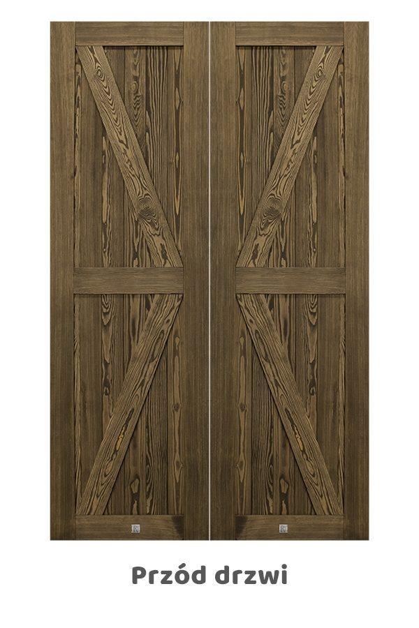 Drzwi przesuwne KAMA XS