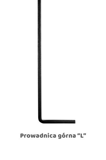 """Prowadnica górna """"L"""""""