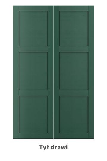 Drzwi dwuskrzydłowe wewnętrzne model ANGEL